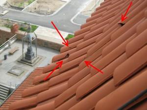 weitere Dachschäden