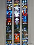 Mittelfenster Kreuzigungsszene