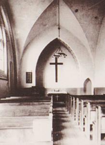 Turmkapelle um 1950