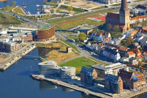 Rostock AIDA-Büroneubau