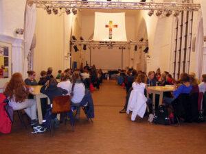 Saal als Veranstaltungsraum